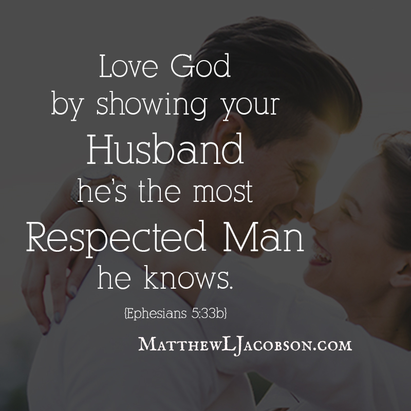 respect in a marriage essay