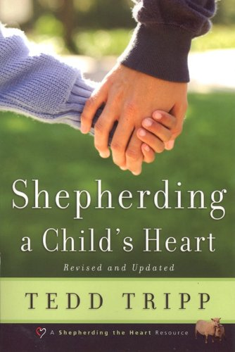 Shepherding a Childs Heart Cover