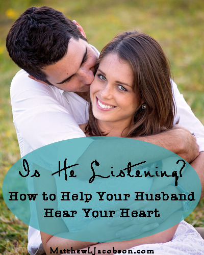 How Can I Get Him To Truly Listen To My Heart? via @faithful_man