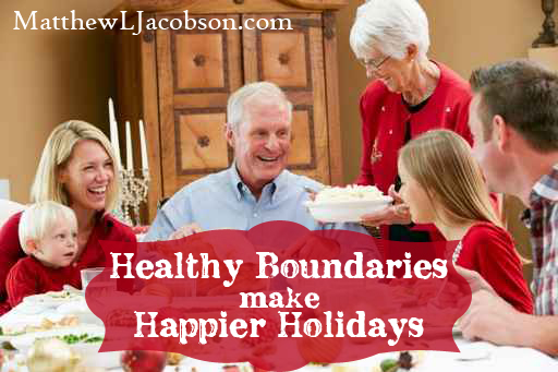 How to establish boundaries with the inlays and outlaws this holiday season