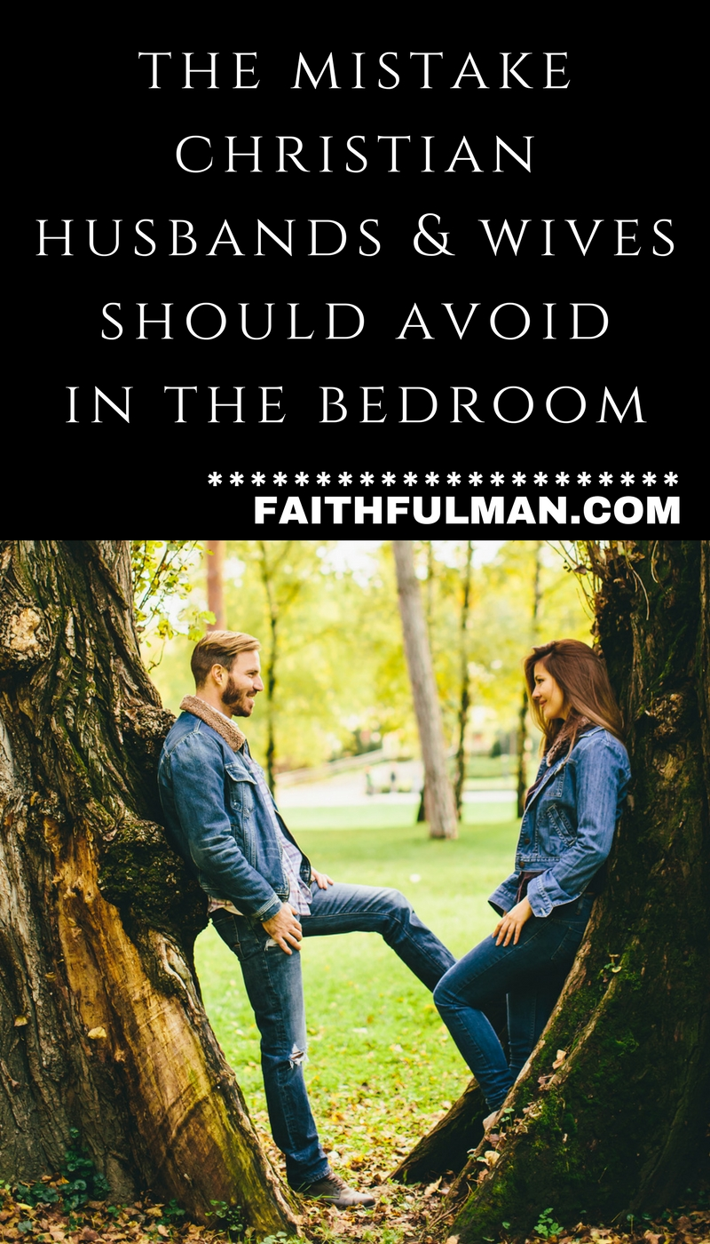Your body belongs to you, right? Don't make this choice in the bedroom. Are you a Christian husband/wife? You don't even have the right to! What does God have to say about your body & sex? via @faithful_man